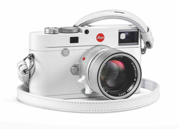 Leica wraps the M10 P in a new all white finish for its latest limited edition