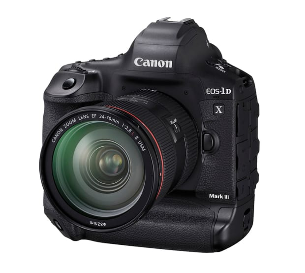 Canon delivers a photo and video powerhouse with the 1D X Mark III