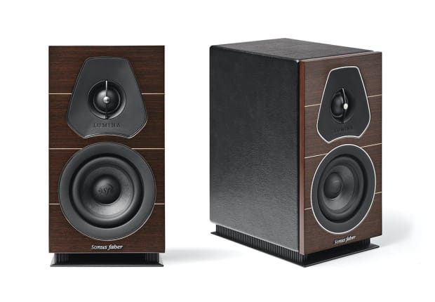 Sonus Faber launches a powerful pair of speakers at a lower price point